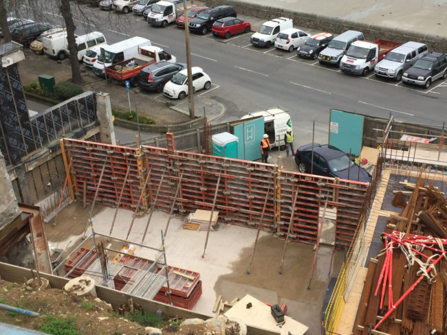 Wall Formwork Systems   UCF